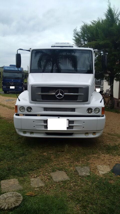 MERCEDES-BENZ MB1620 kiper