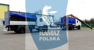 novi KAMAZ 6x6 SERWISOWO-WARSZTATOWY vojni kamion