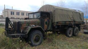 MAGIRUS-DEUTZ JUPITER   vojni kamion po rezervnim dijelovima