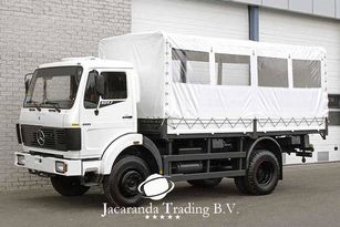 MERCEDES-BENZ 1017 vojni kamion