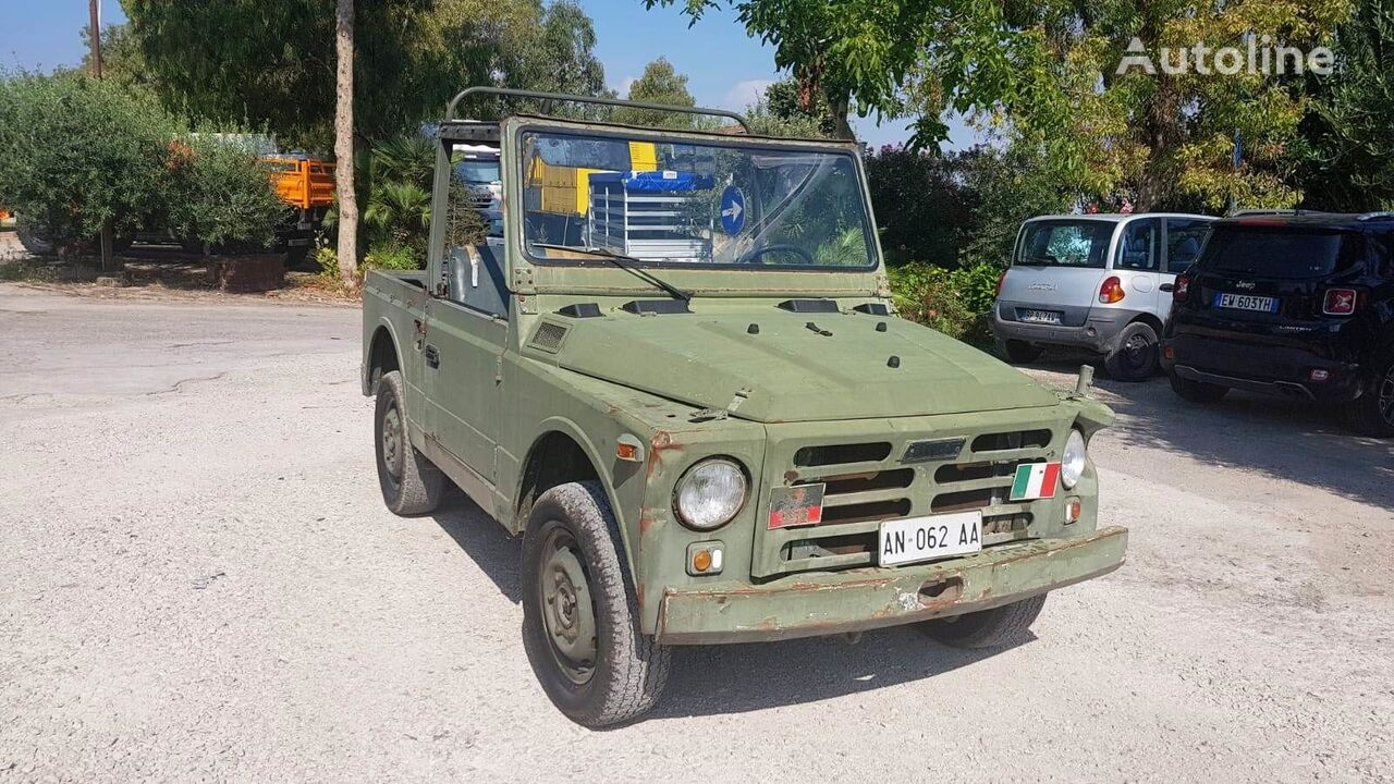 FIAT Campagnola vojni kamion