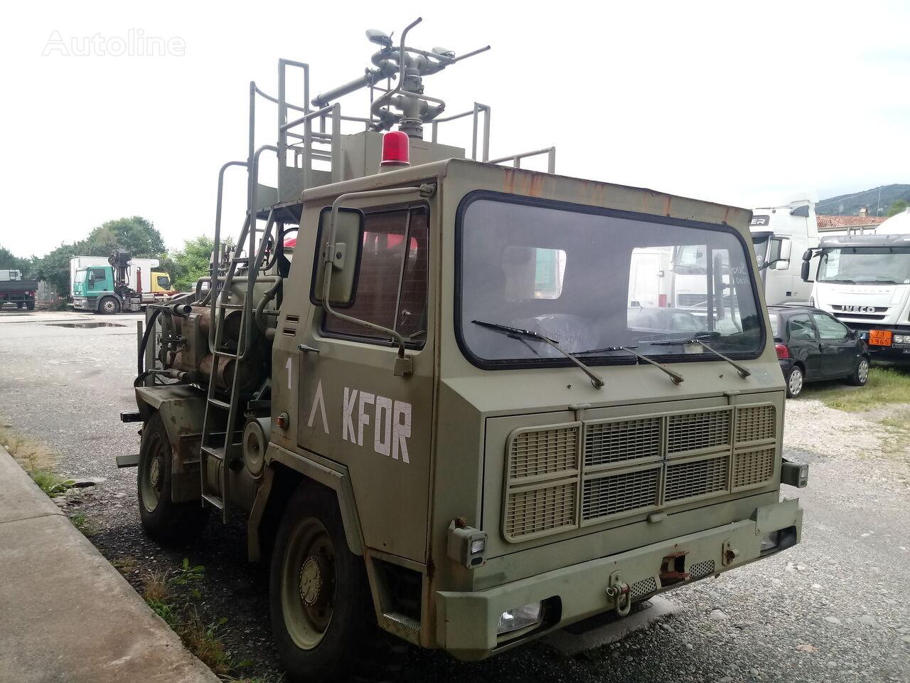 saab 2550 d vojni kamion