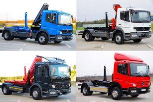 MERCEDES-BENZ HÁKOVÝ NOSIČ KONTEJNEROV S HYDRAULICKOU RUKOU ALEBO BEZ vozilo za prijevoz kontejnera