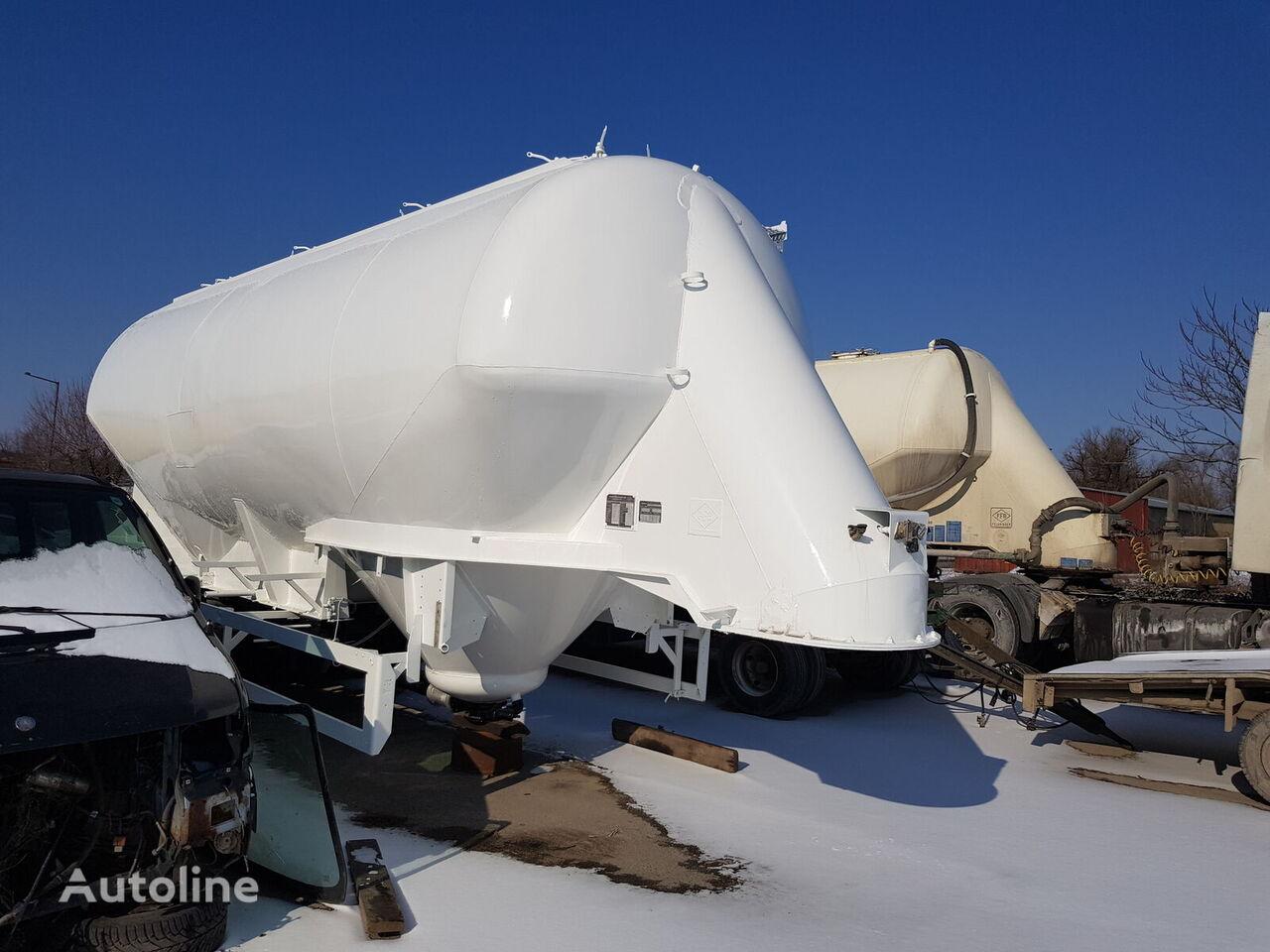 FELDBINDER EUT 36.3 kamion za prijevoz cementa