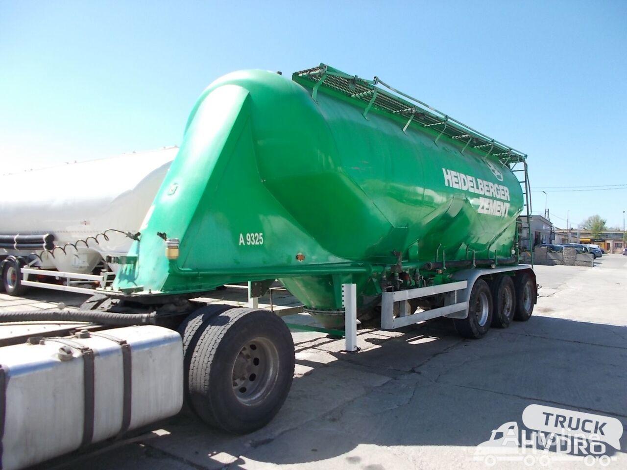 KASSBOHRER SSL 34  kamion za prijevoz cementa