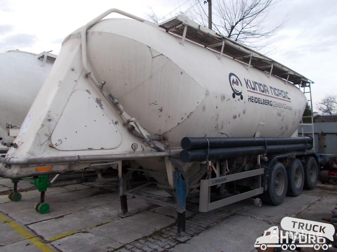 KASSBOHRER SSL33/10-24 kamion za prijevoz cementa