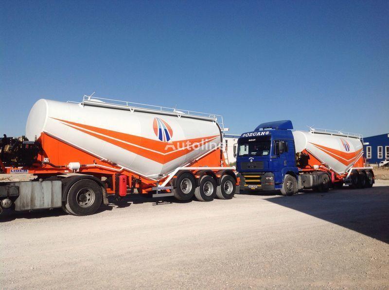 novi LIDER 2019 MODEL NEW CEMENT TANKER  kamion za prijevoz cementa