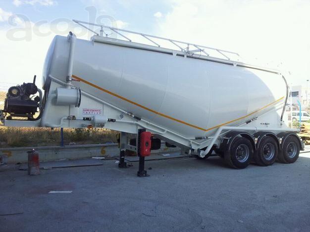 novi NURSAN Vakuumnyy kamion za prijevoz cementa