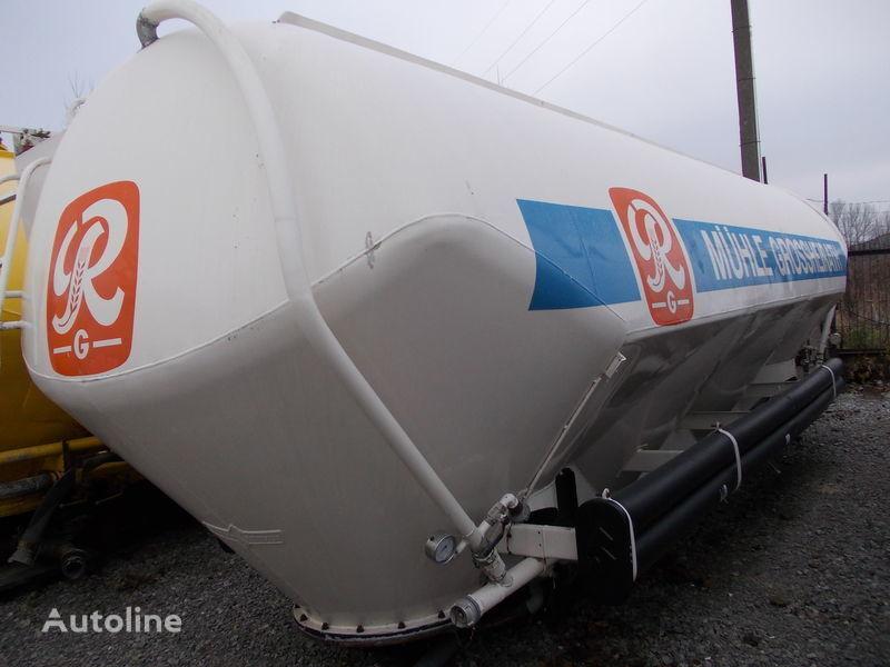 SPITZER SILOS DO MĄKOWOZU !!! kamion za prijevoz cementa