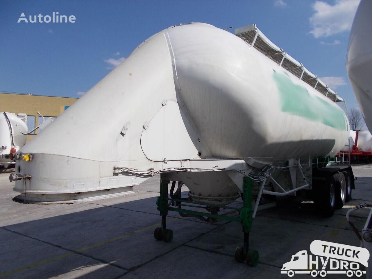 VAN HOOL VH 32-24 T3 kamion za prijevoz cementa