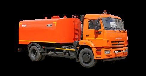 novo KAMAZ Kanalopromyvochnaya mashina KO-514 vozilo za čišćenje kanalizacije
