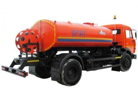 novo KAMAZ KO-564-20 vozilo za čišćenje kanalizacije