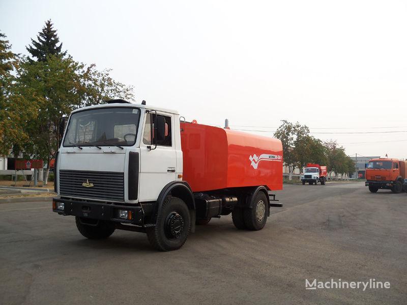 novo MAZ KO-514-1 vozilo za čišćenje kanalizacije