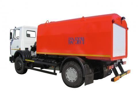 novo MAZ KO-564-30  vozilo za čišćenje kanalizacije