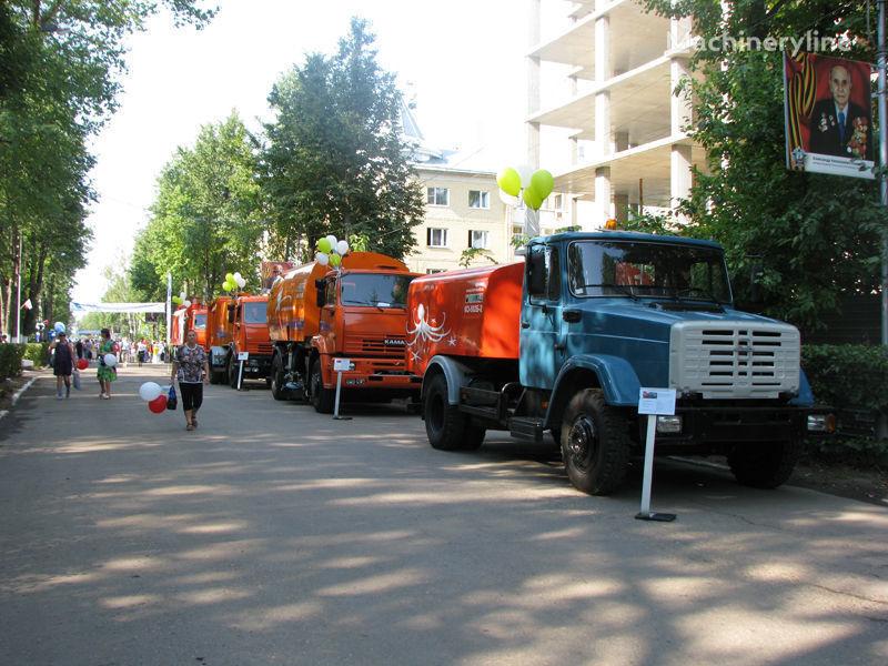novo ZIL Kanalopromyvochnaya mashina KO-502D vozilo za čišćenje kanalizacije