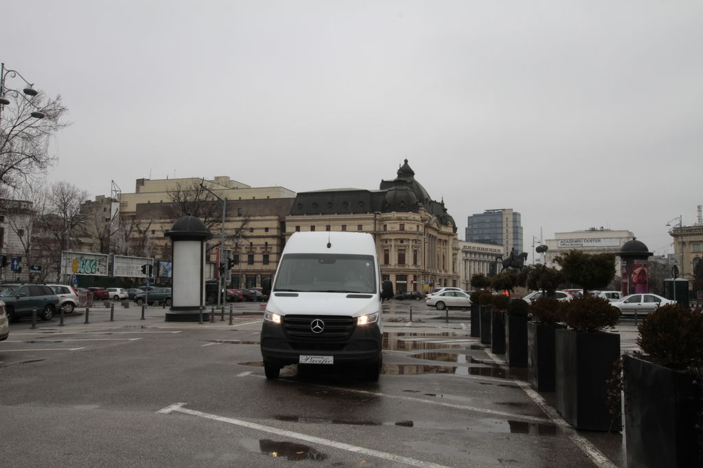 novi MERCEDES-BENZ IDILIS 516 *COC* putnički minibus