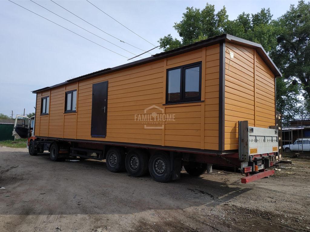 nova FamilyHome transport ne vklyuchen mobilna kućica