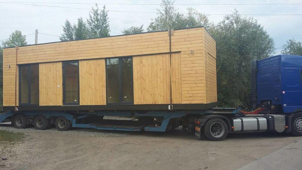 nova HOME-CAR mobilna kućica