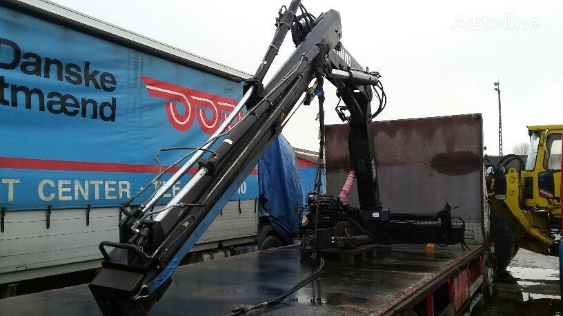 HIAB 095 remote damaged autodizalica s kranom