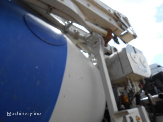 CIFA PUMI MAGNUM MK bubanj mješalica za beton