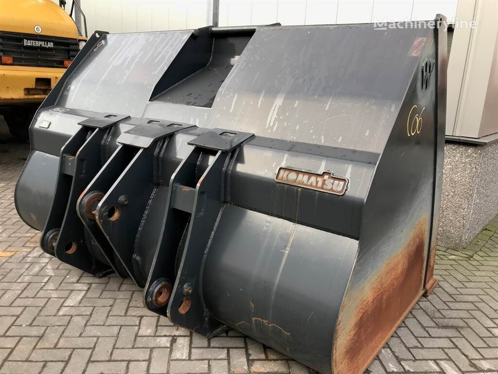 nova KOMATSU WA 380-7 - 2,96 mtr - Bucket/Schaufel/Dichte bak kašika za prednji utovarivač