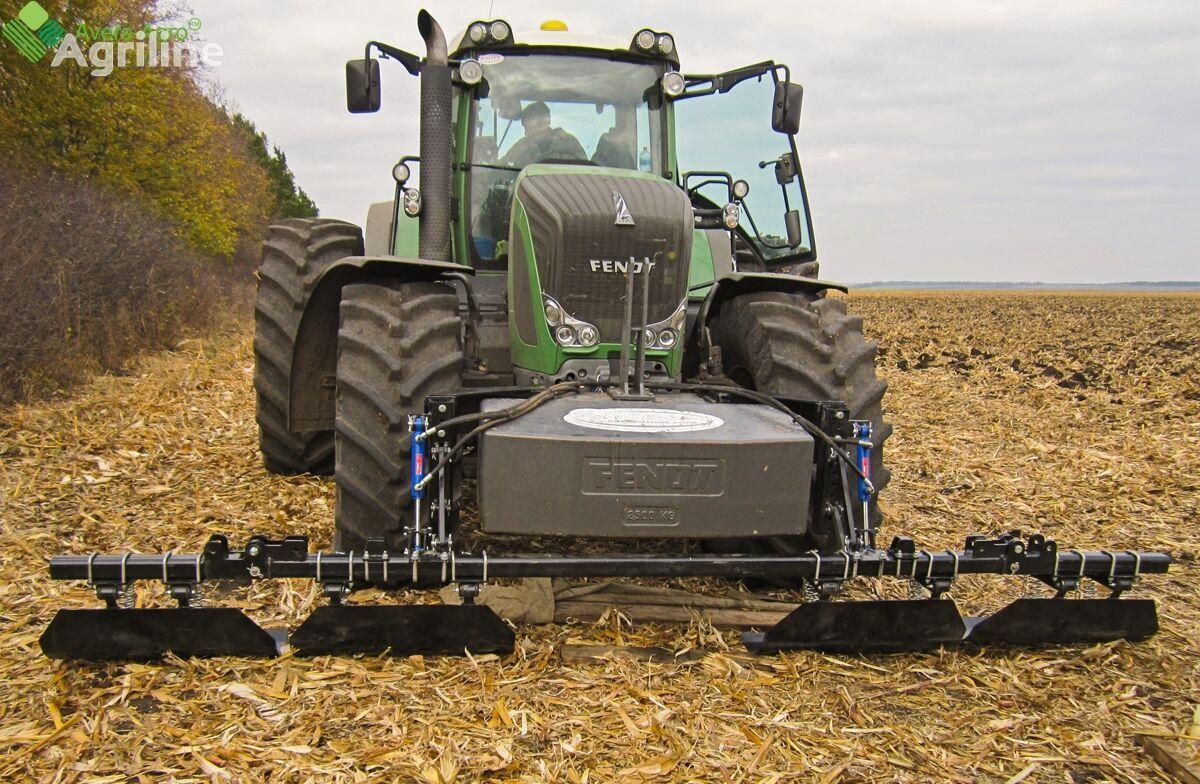 Sistema zashchity shin Guard Tire dlya traktora ostalo