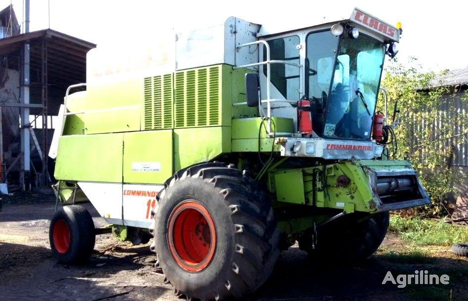 CLAAS Commandor 116 CS kombajn