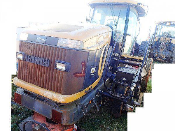 CHALLENGER MT 875 / 865 B traktor gusjeničar po rezervnim dijelovima