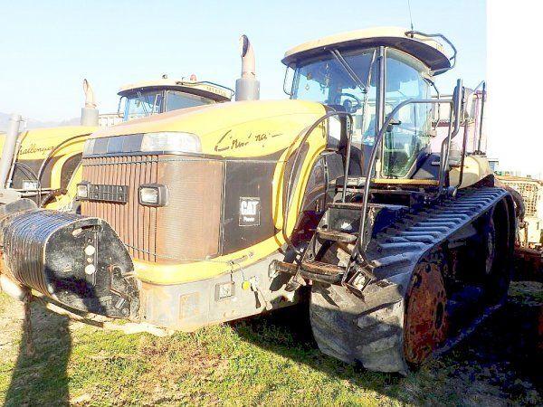 CHALLENGER MT 875 / 865 B  traktor gusjeničar