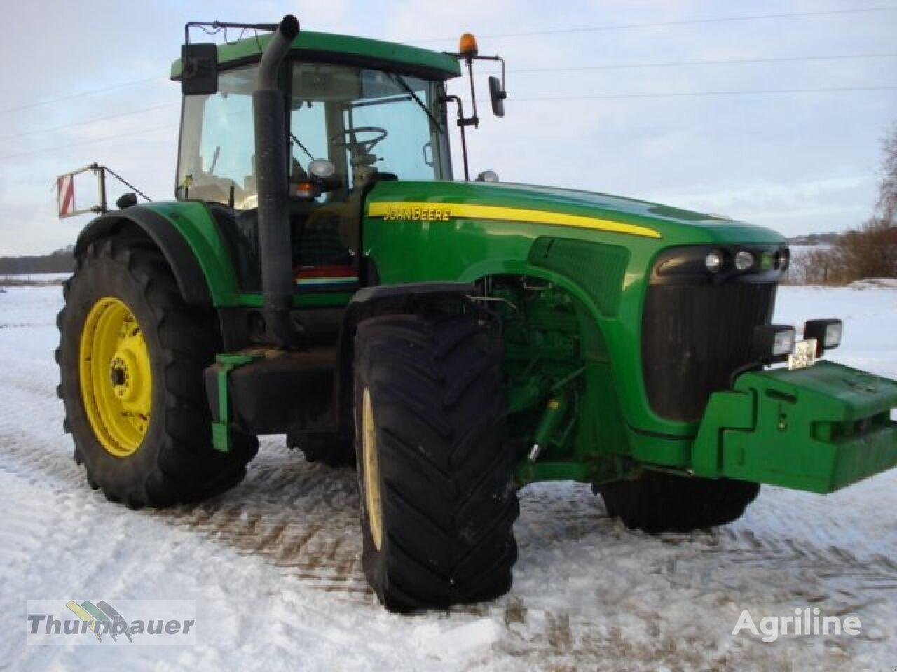 JOHN DEERE Kabine 8020 Serie traktor točkaš