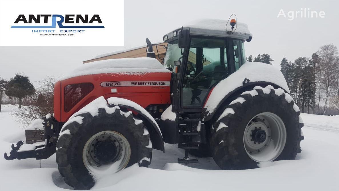 MASSEY FERGUSON 8270 traktor točkaš