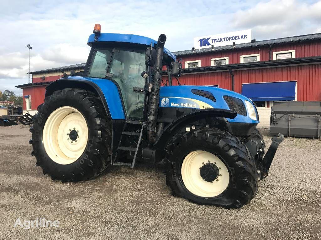 NEW HOLLAND T 7550 Dismantled for spare parts traktor točkaš po rezervnim dijelovima