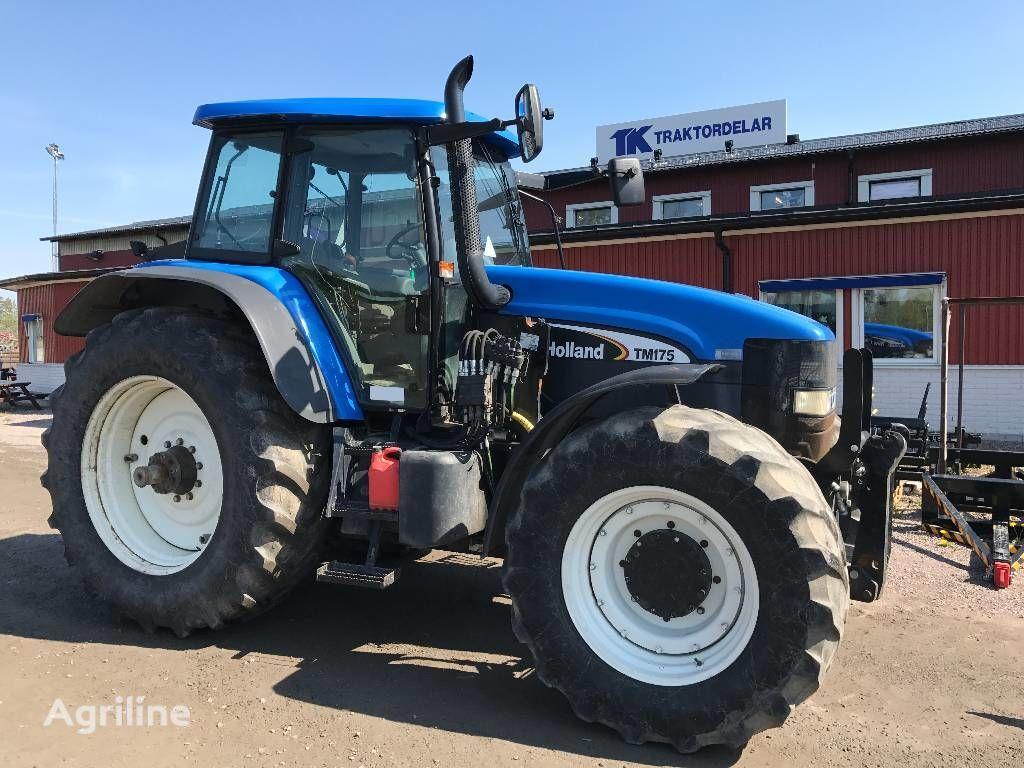 NEW HOLLAND TM 175 Dismantled for spare parts traktor točkaš po rezervnim dijelovima