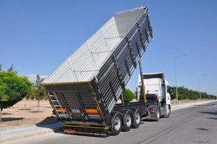 nova NURSAN trailer poluprikolica za prijevoz zrna