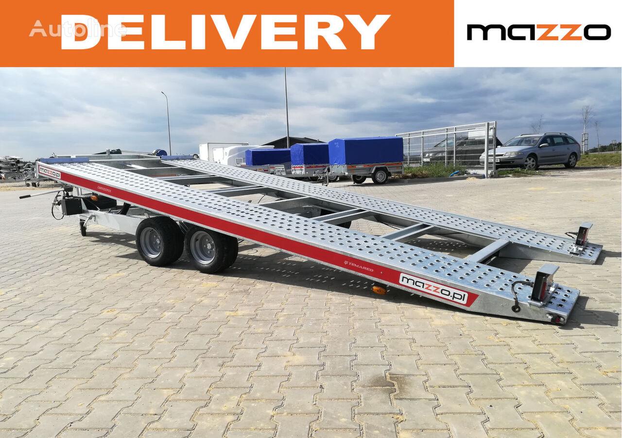 nova 4820 480x200 2700kg Tilt trailer prikolica autotransportera