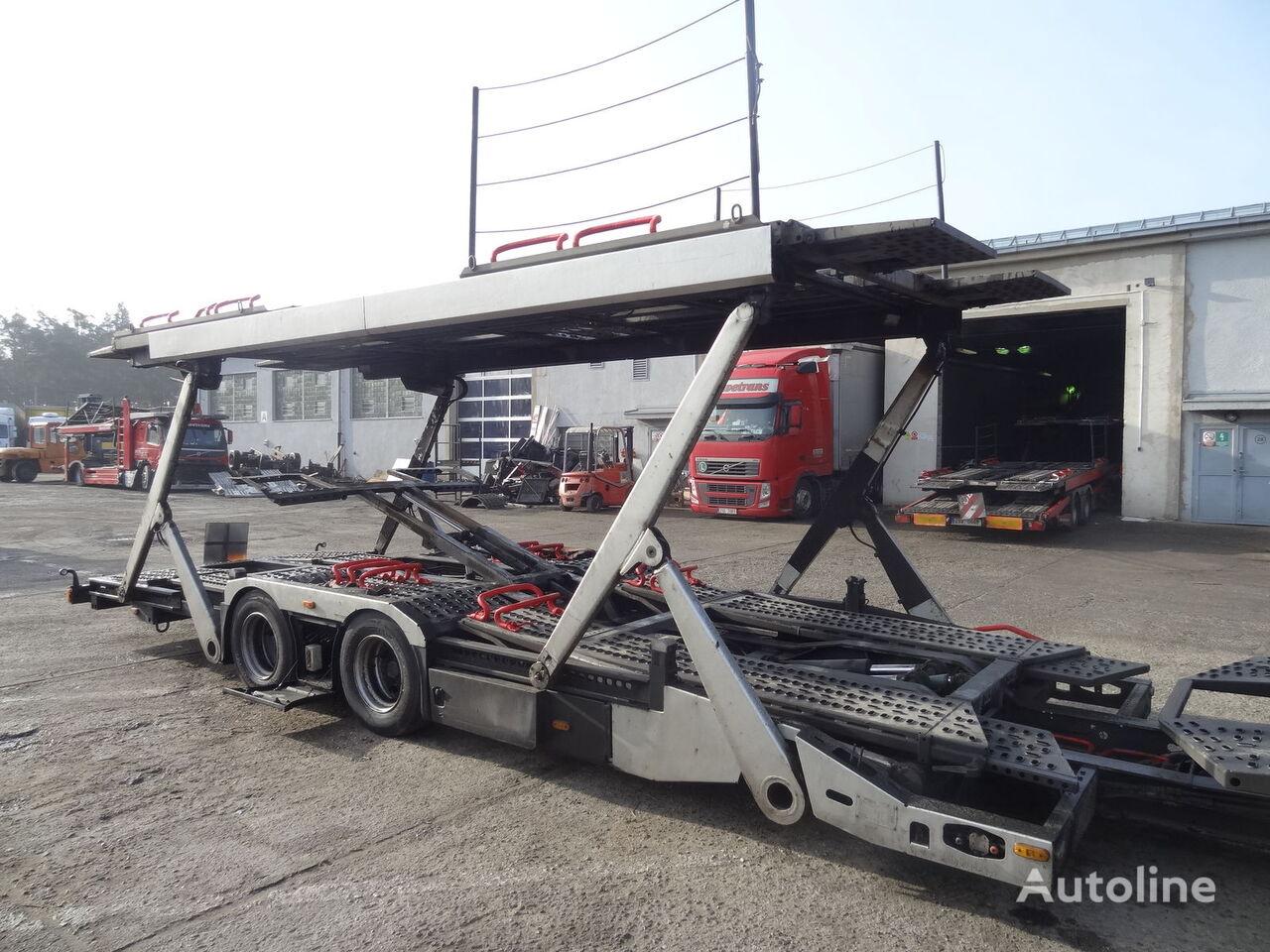 KASSBOHRER APT 012 prikolica autotransportera