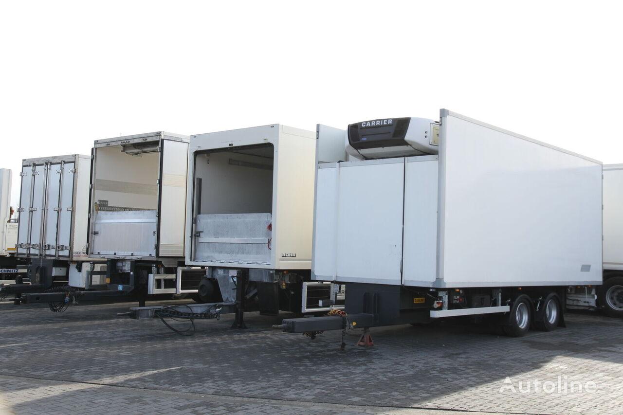 ROHR /ZASLAW / IGLOOCAR / refrigerator trailers 16-18 epal / low mile prikolica hladnjača