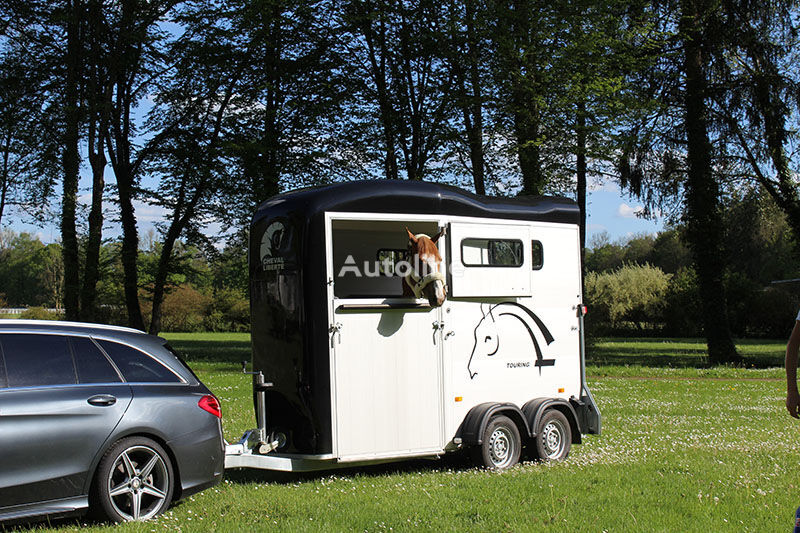 nova Cheval liberte Touring One + front gate prikolica za prijevoz konja