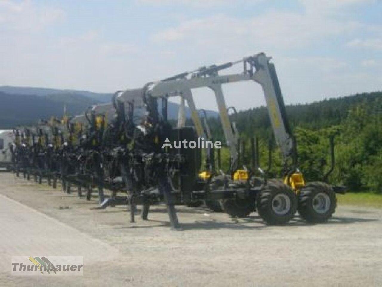 nova 9T - 15 T šumarska prikolica