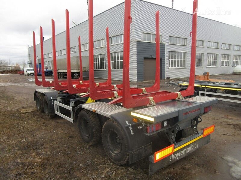 nova APS 854000 šumarska prikolica