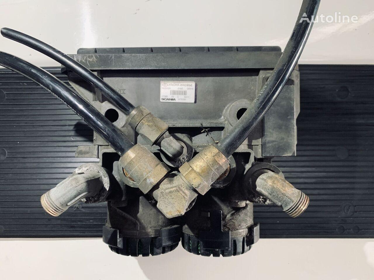 KNORR-BREMSE EBS modulator za SCANIA 124 tegljača