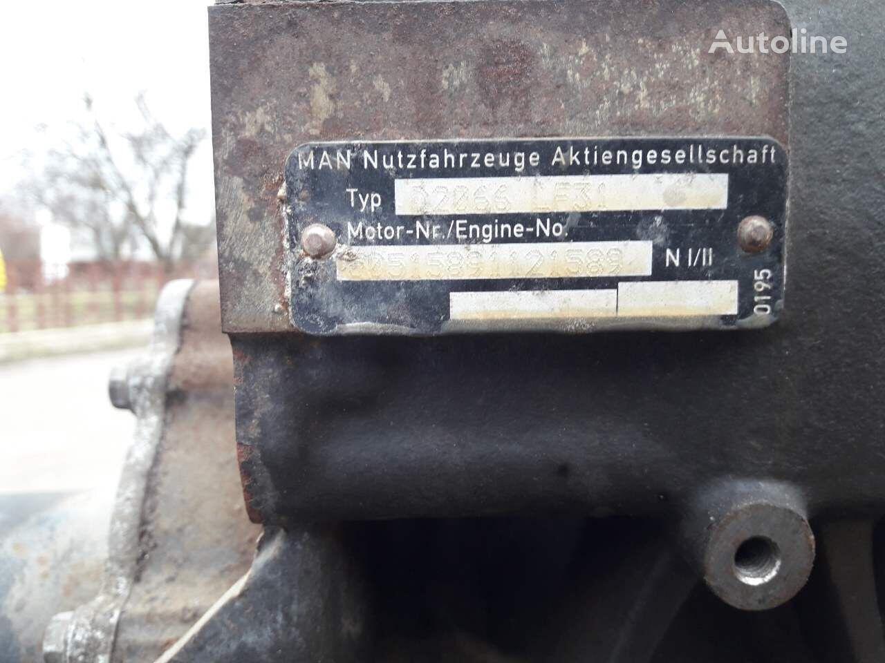 blok cilindara za MAN D 20 tegljača