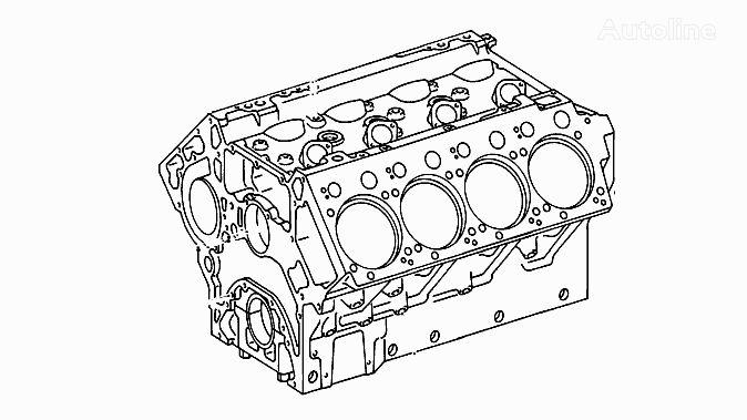 novi MERCEDES-BENZ OM 502 blok cilindara za MERCEDES-BENZ tegljača