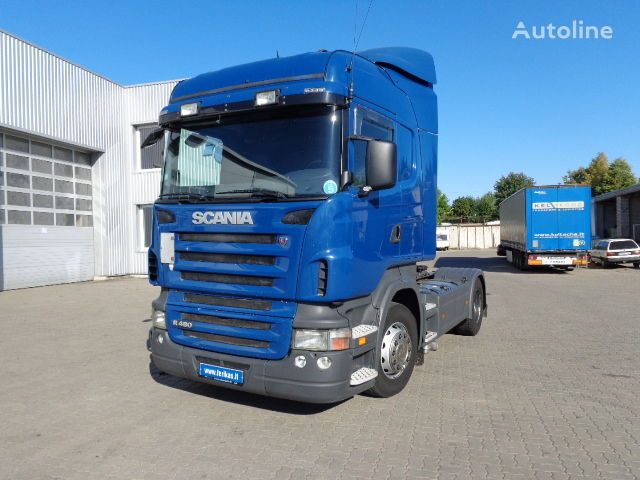 R for parts : engines, gearboxes, cabins, differentials, axles diferencijal za SCANIA R tegljača