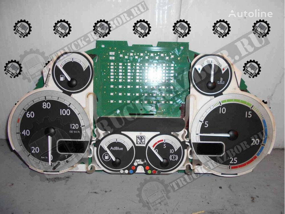 DAF (plata) instrument tabla za DAF tegljača