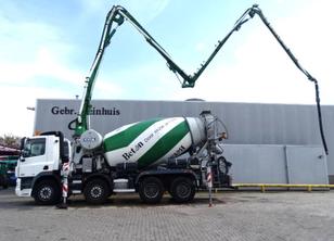 Prodaja Hyva Komplekt gidravliki kiper sistema za pumpe za beton Belorusija  Minsk, NB16148