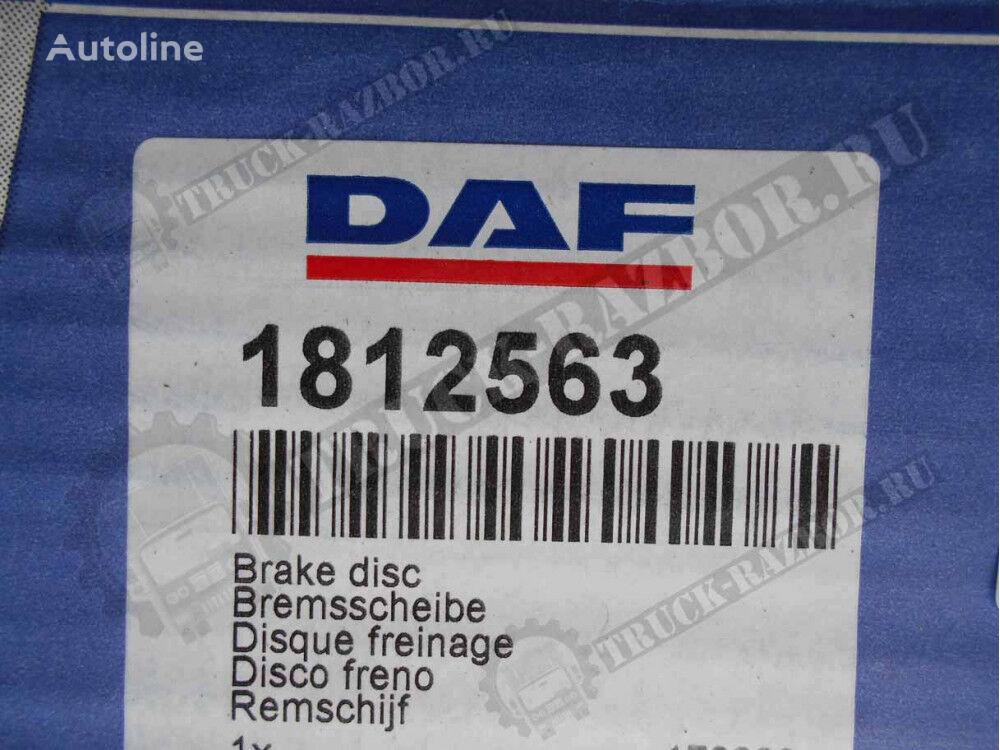 DAF kočioni disk za DAF tegljača
