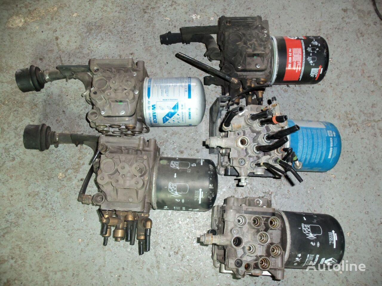 RENAULT premium, Magnum DXI, EURO4, EURO5, air dryer, APM unit, 50104578 kran za RENAULT Premium DXI, Magnum DXI, Kerax DXI tegljača