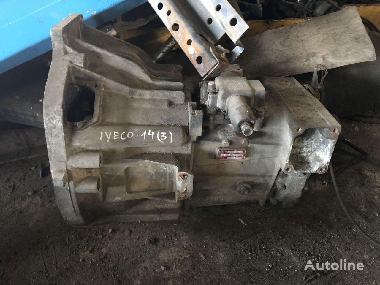 IVECO 2838.504A00 mjenjač za IVECO tegljača