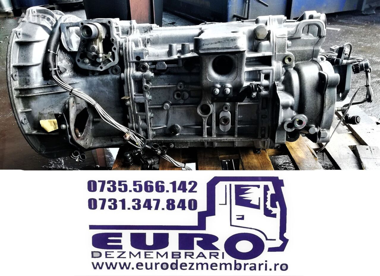 MERCEDES-BENZ Actros G 211 - 16 mjenjač za tegljača